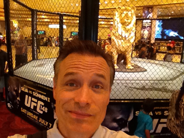 King of the Jungle UFC